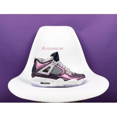 Air Jordan 4 Retro SE GS Monsoon Blue BQ9043-400 Monsoon Blue/Armory Blue-Melon Tint Sneakers