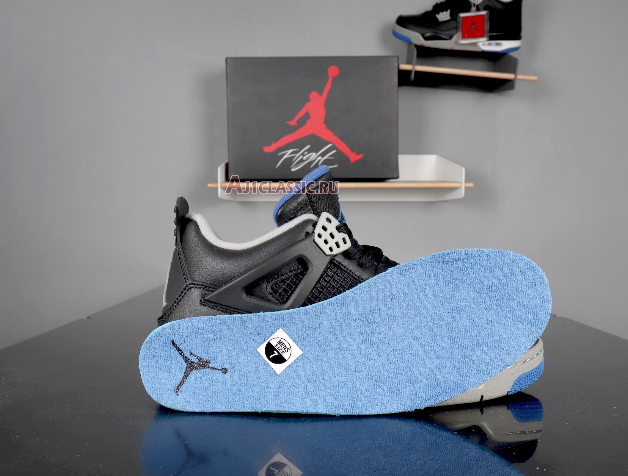 "Air Jordan 4 Retro ""Motorsports Alternate"" 308497-006"
