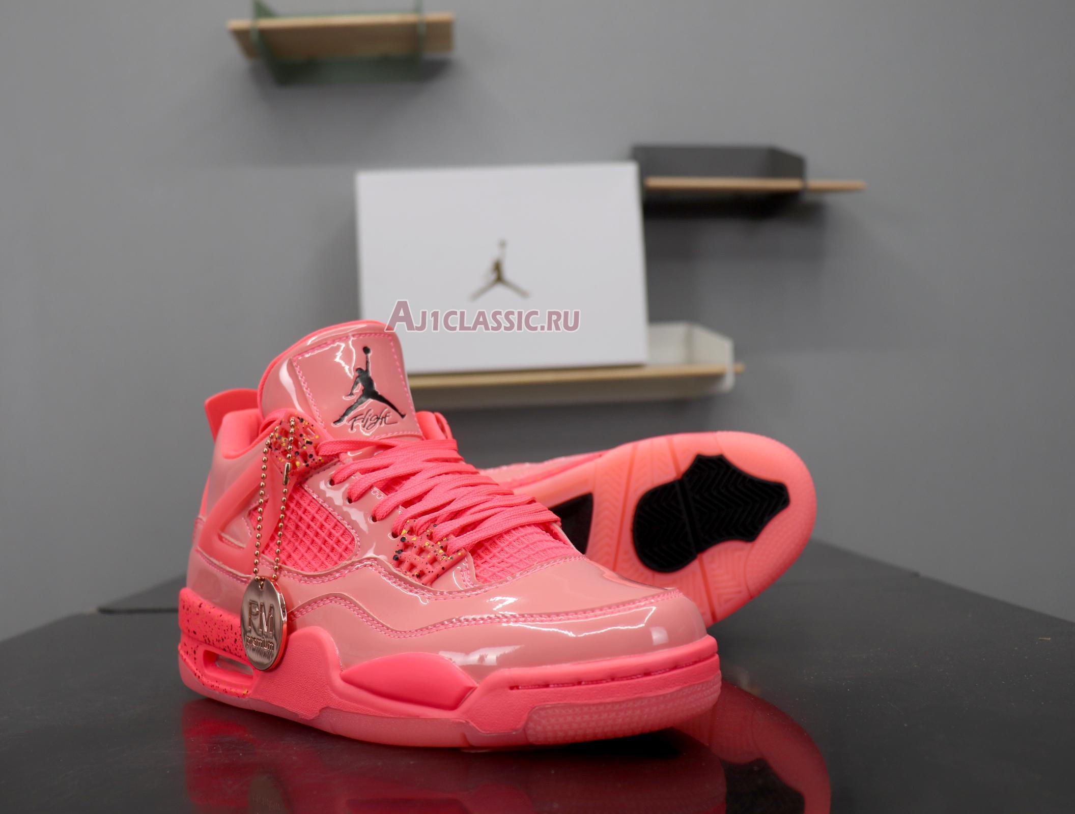 "Air Jordan 4 Retro NRG ""Hot Punch"" AQ9128-600"