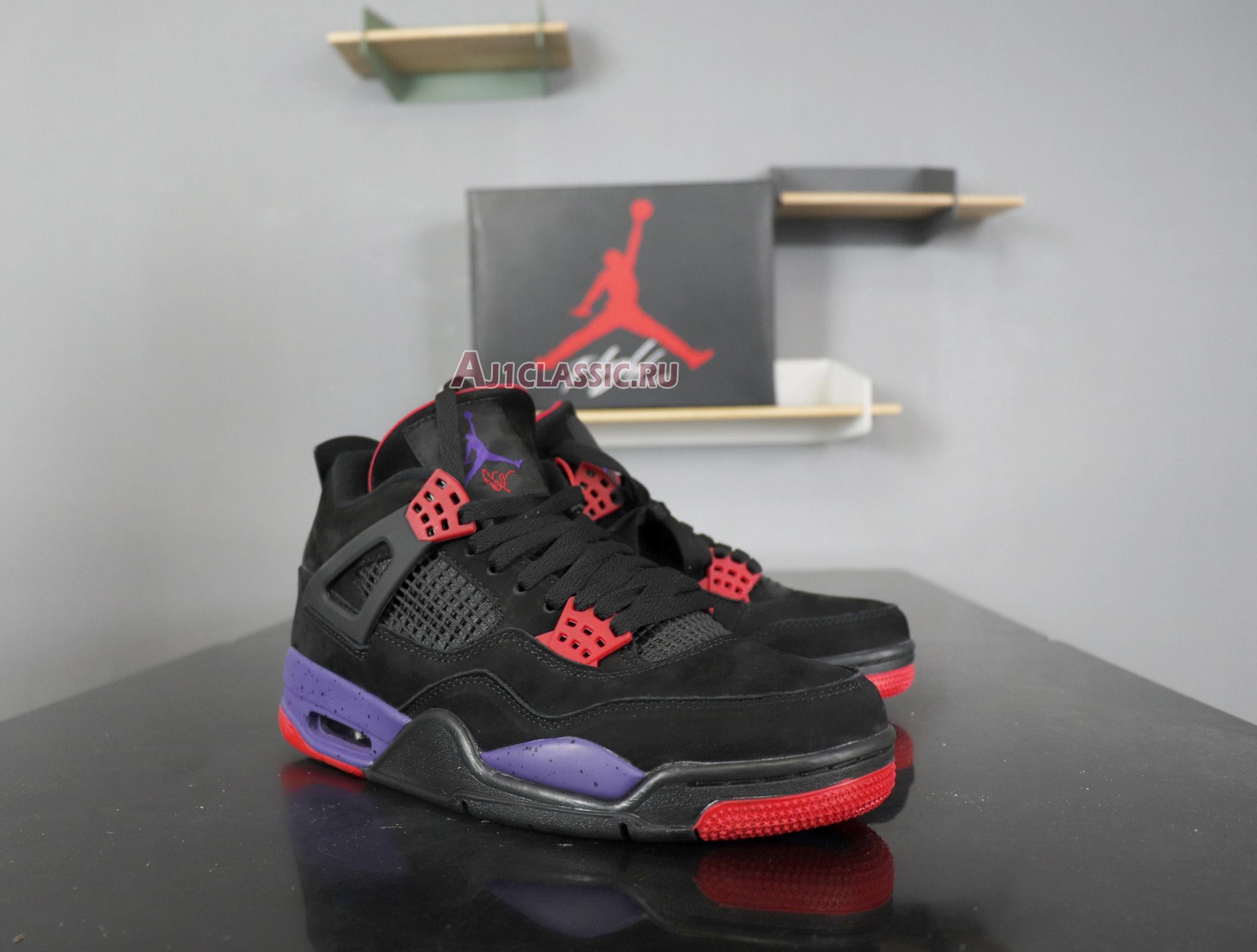 "Air Jordan 4 Retro NRG ""Raptors - Drake Signature"" AQ3816-056"