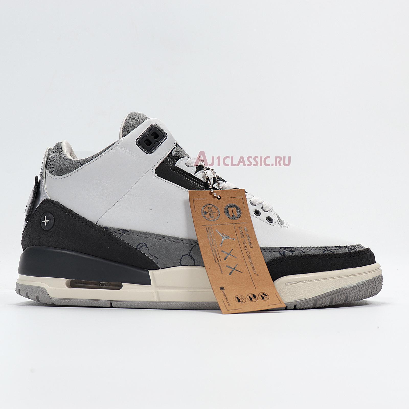 "BespokeIND x Air Jordan 3 ""Kaws"" AJ3-BespokeIND"