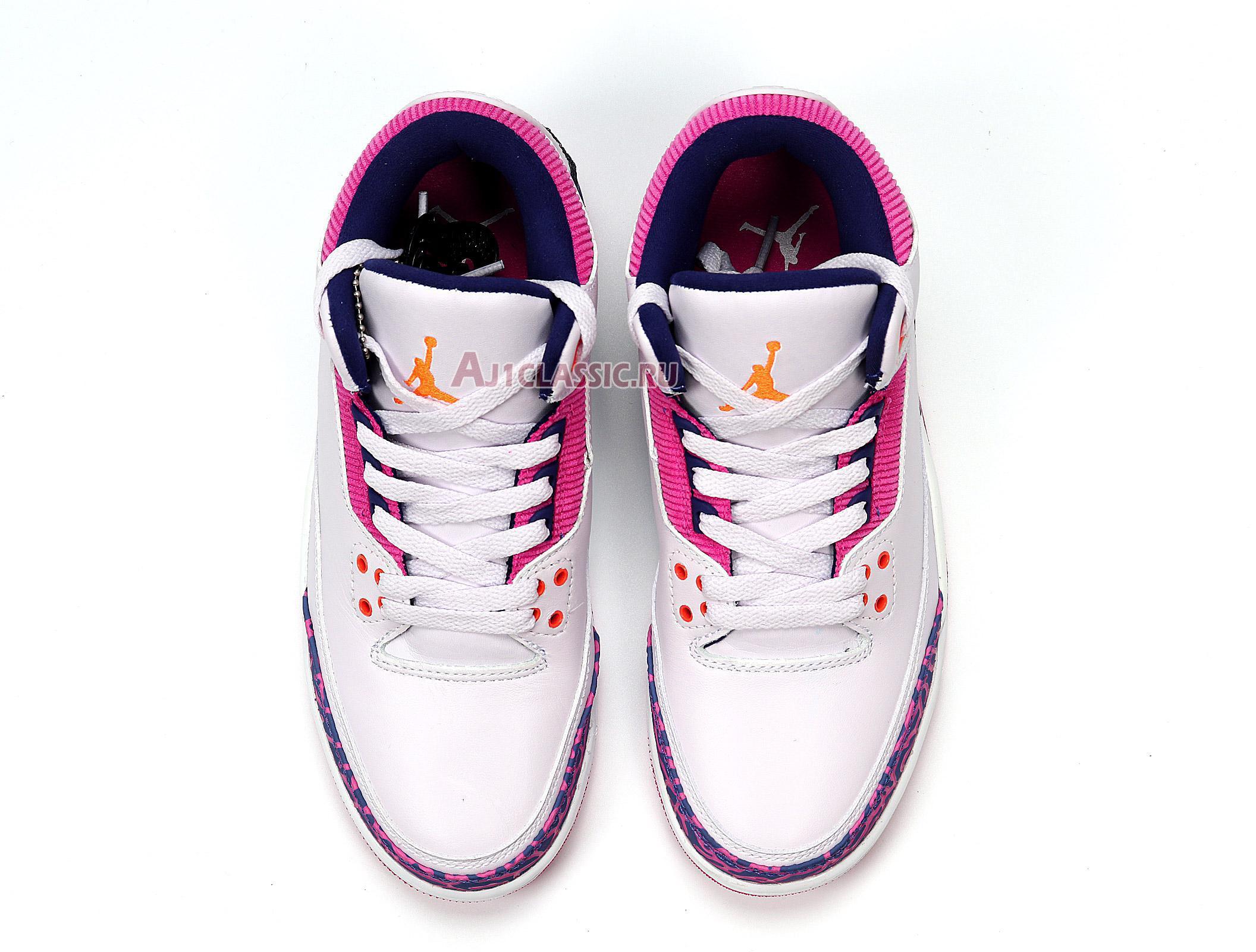"""Air Jordan 3 Retro GG """"Barely Grape"""" 441140-500"""