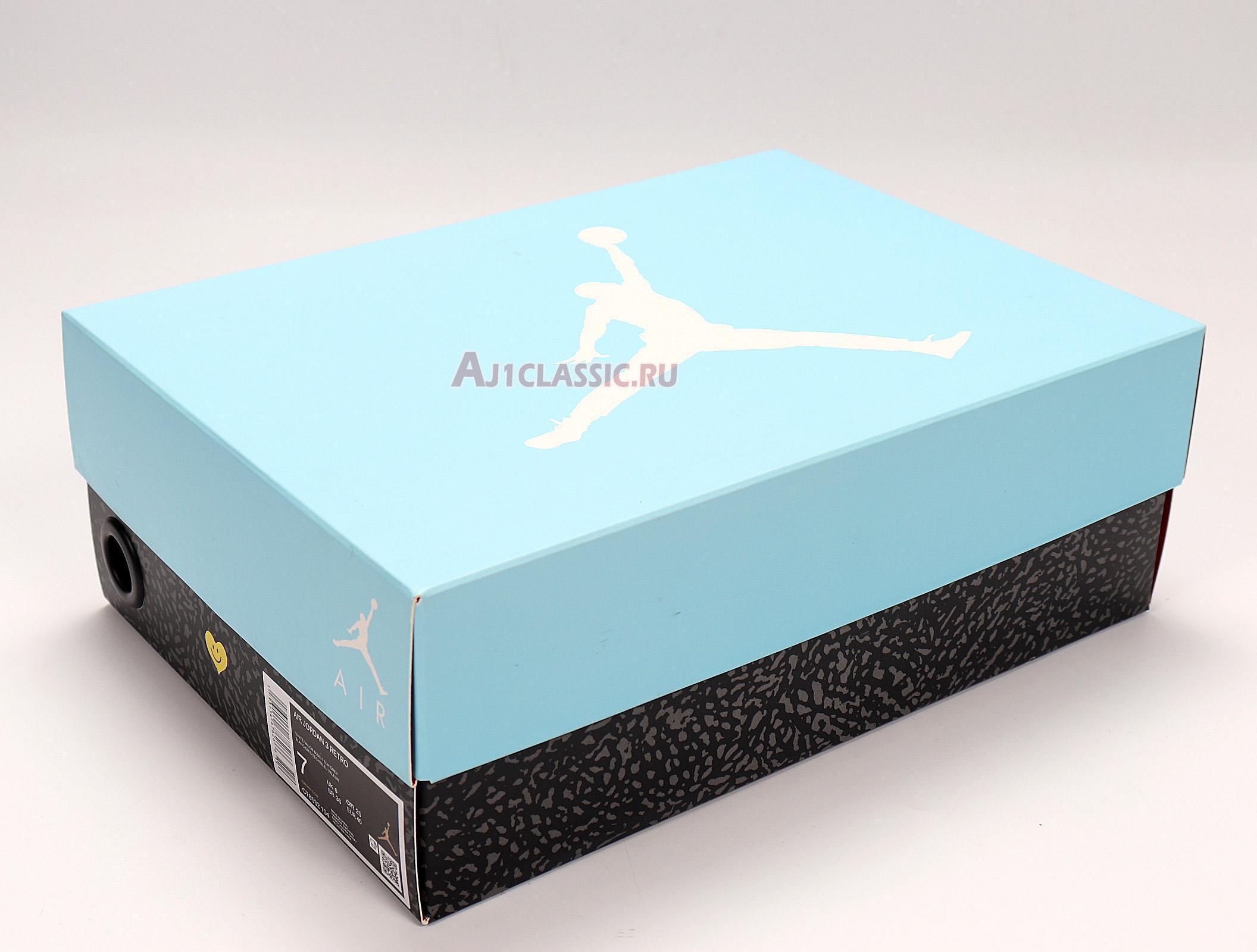 """Air Jordan 3 Retro """"UNC"""" CT8532-104"""