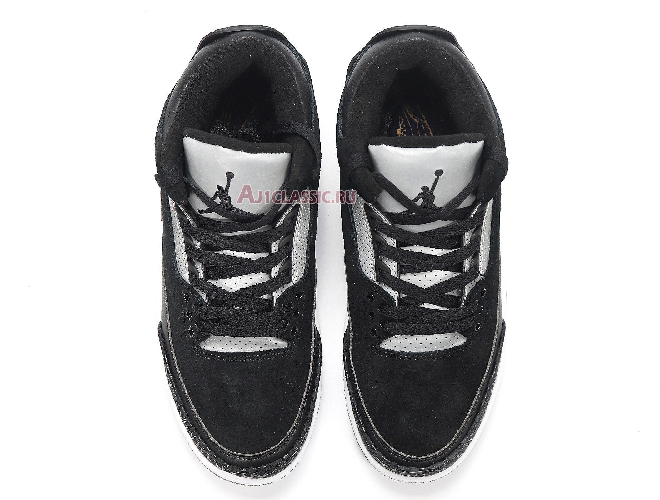 "Air Jordan 3 Retro Tinker SP ""Black Cement"" CK4348-007"