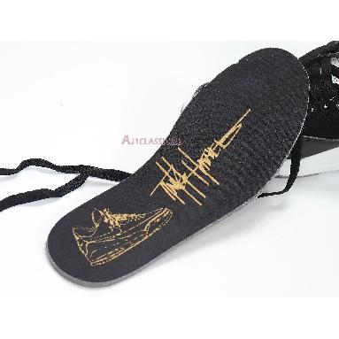 Air Jordan 3 Retro Tinker SP Black Cement CK4348-007 Black/Cement Grey-Metallic Gold Sneakers