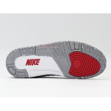 Air Jordan 3 Retro NRG Tinker AQ3835-160 White/Fire Red-Cement Grey-Black Sneakers