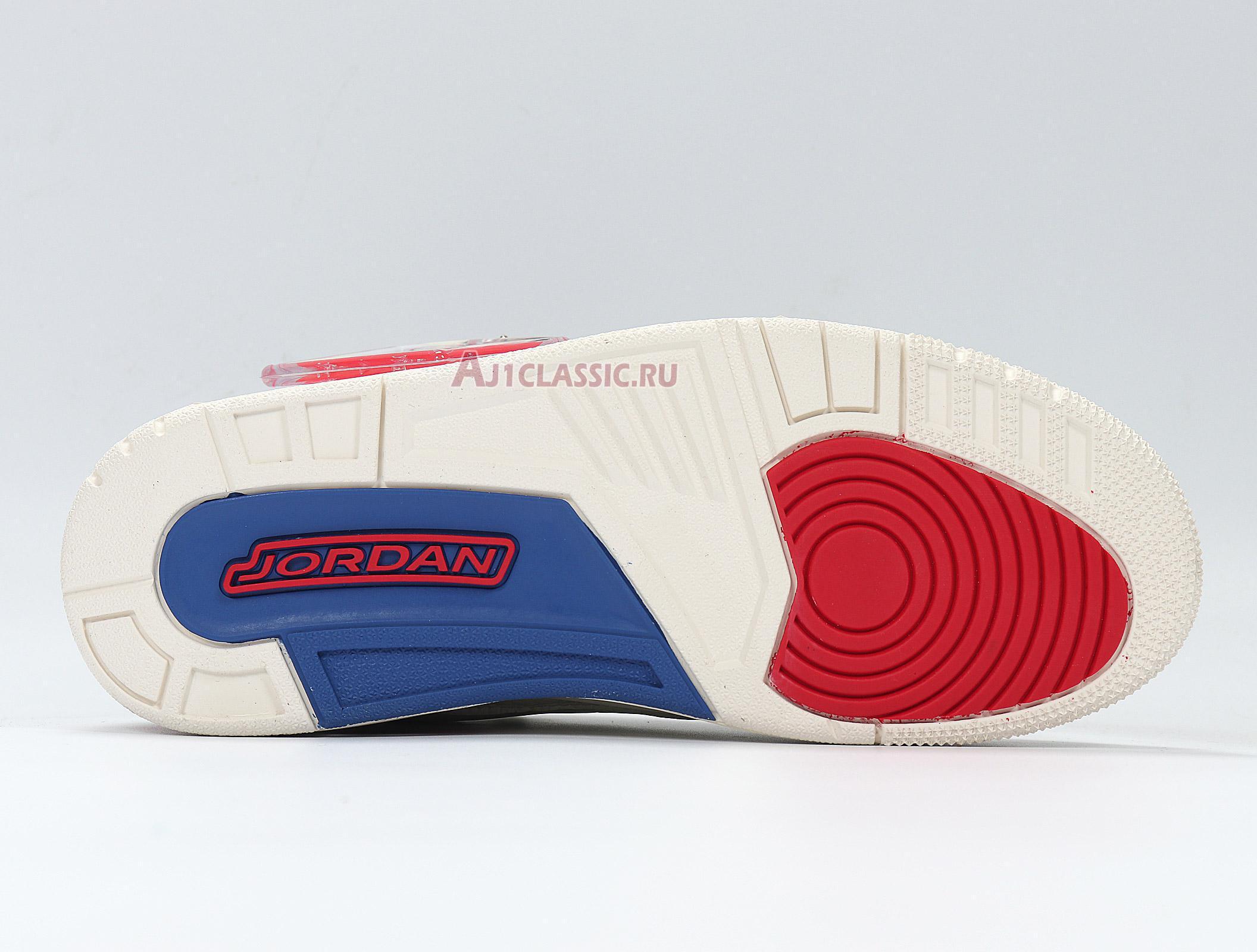 """Air Jordan 3 Retro """"International Flight"""" 136064-140"""