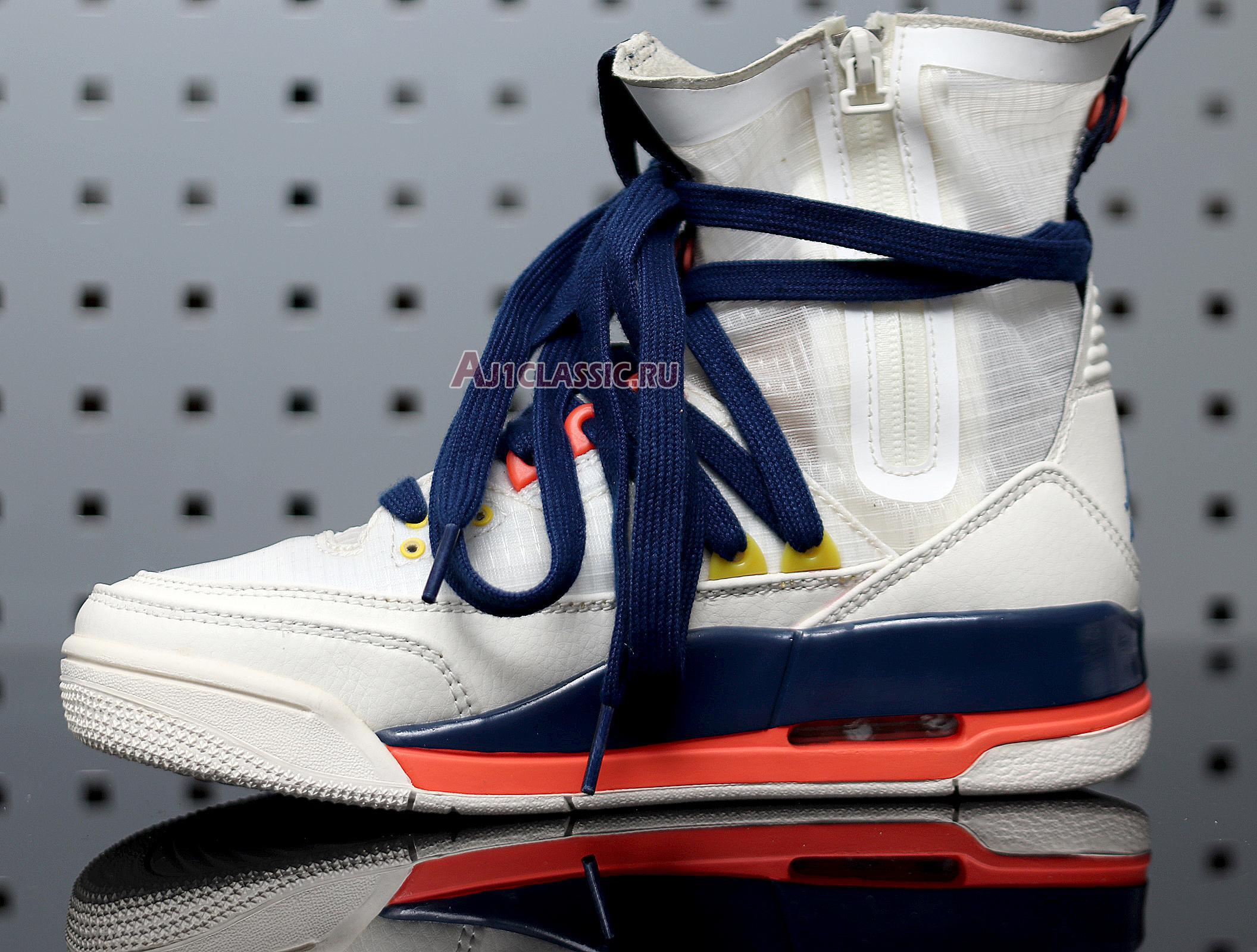 """Air Jordan 3 RTR EXP Lite """"Sail Blue Void"""" BQ8394-100"""