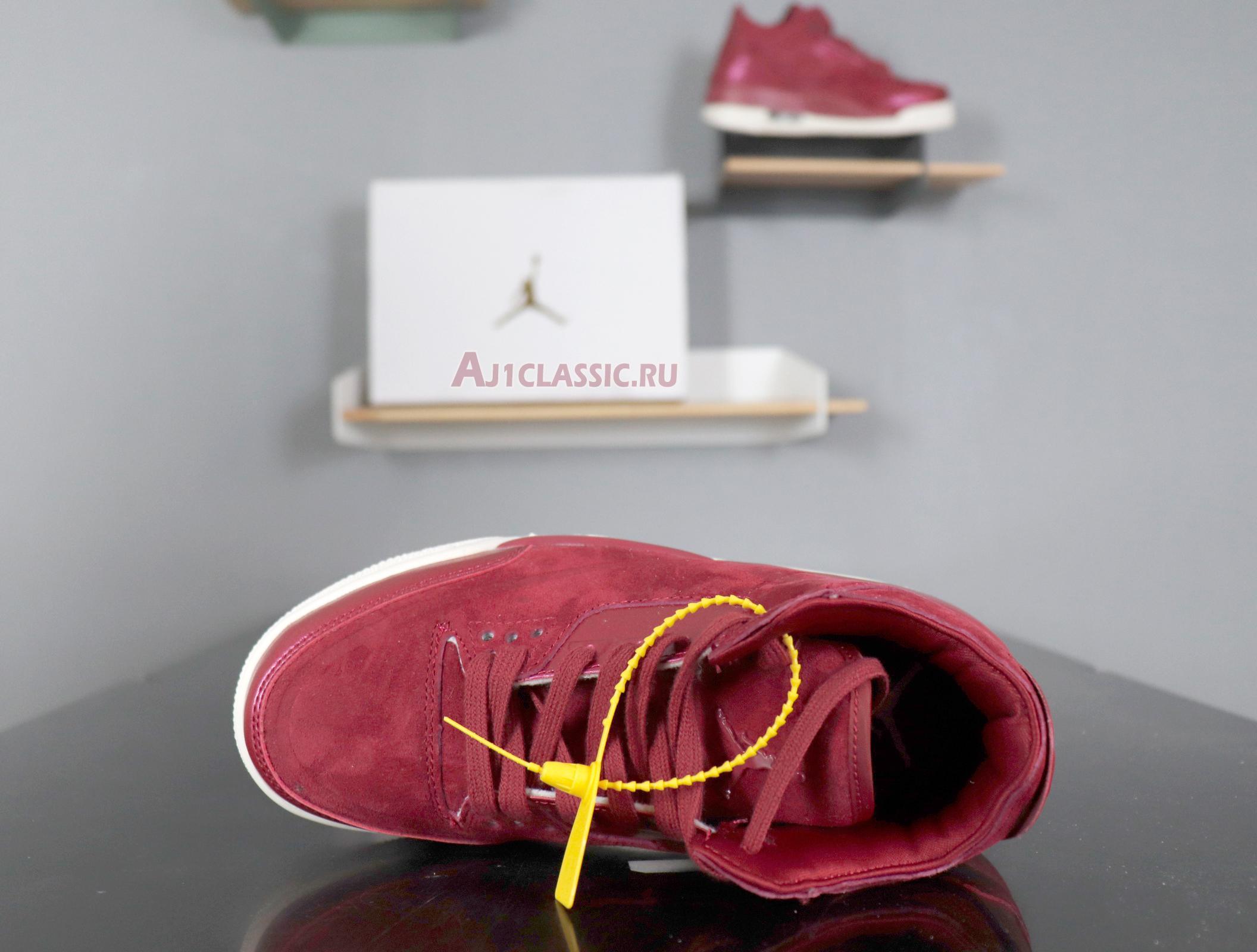 """Air Jordan 3 Retro """"Bordeaux"""" AH7859-600"""