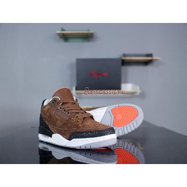 Air Jordan 3 Retro JTH NRG Bio Beige AV6683-200 Bio Beige/Opti Yellow-Bio Beige Sneakers