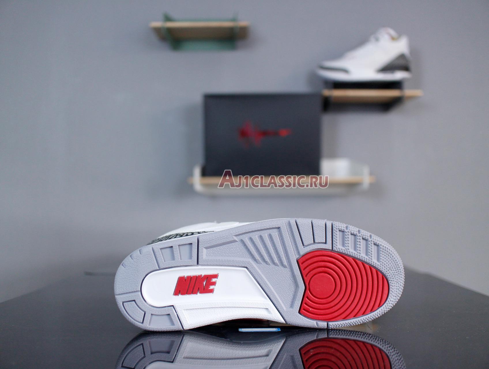 """Air Jordan 3 Retro JTH NRG """"White Cement"""" AV6683-160"""