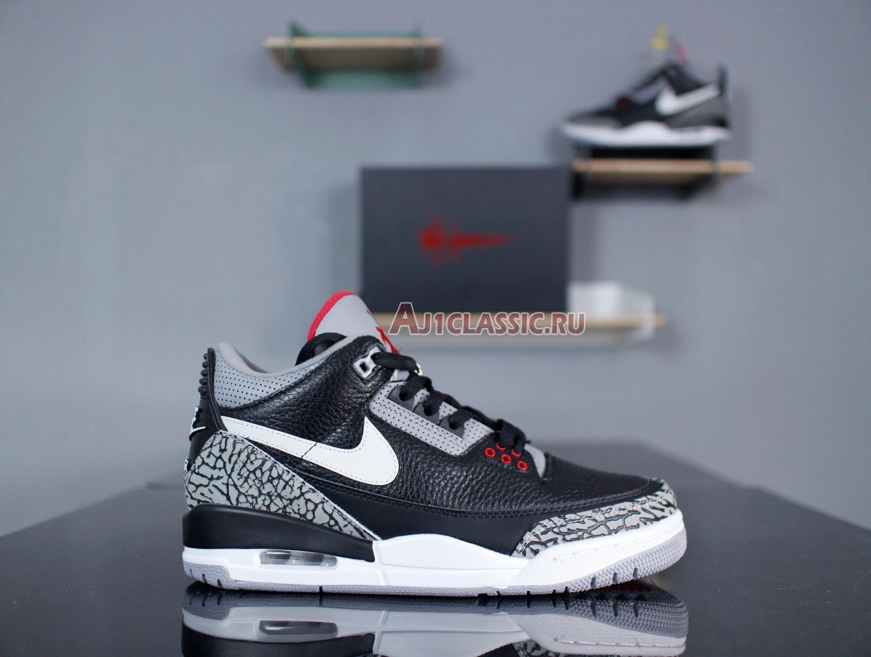 """Air Jordan 3 Retro OG """"Black Cement"""" AV6683-001"""