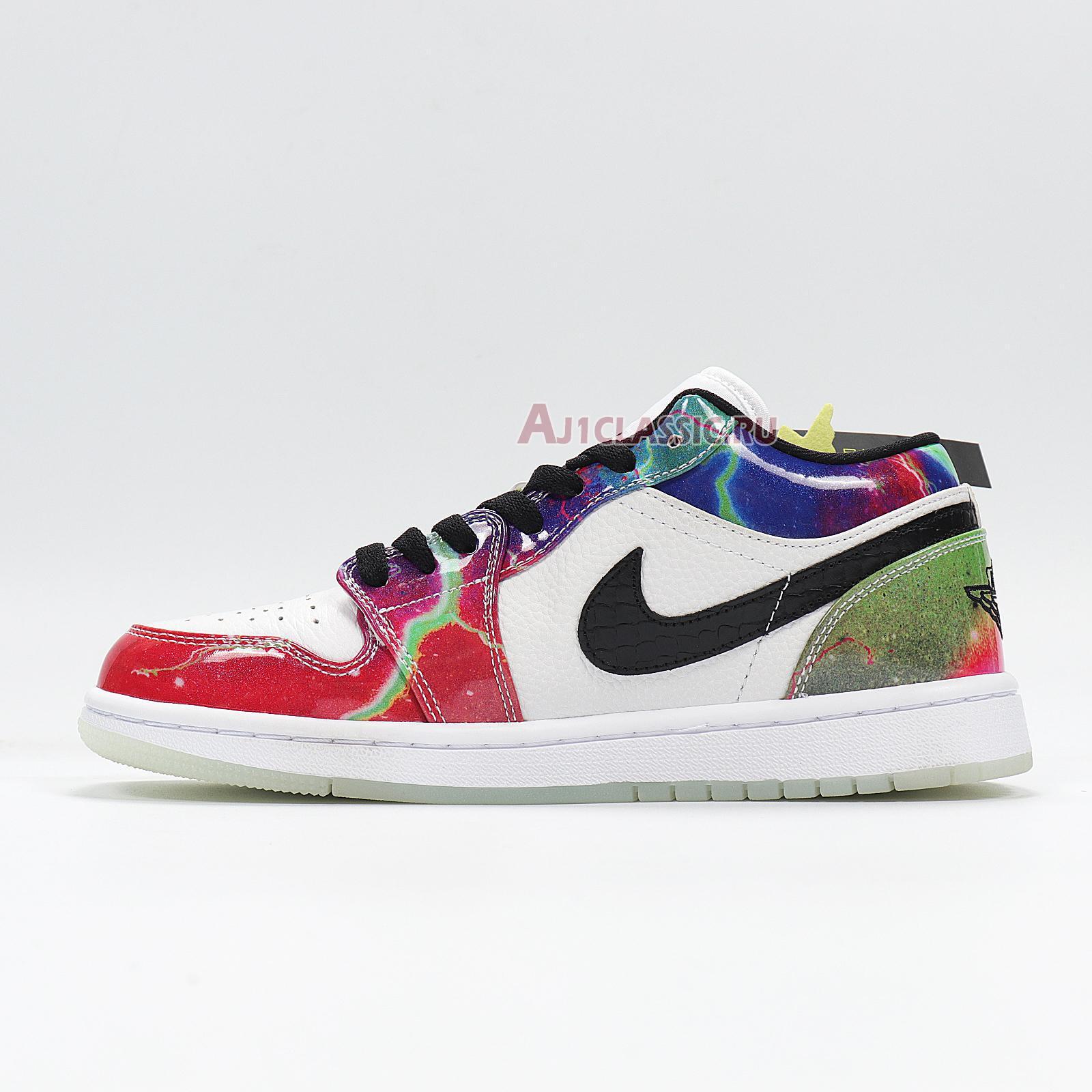 "Air Jordan 1 Low ""Galaxy"" CW7310-909"