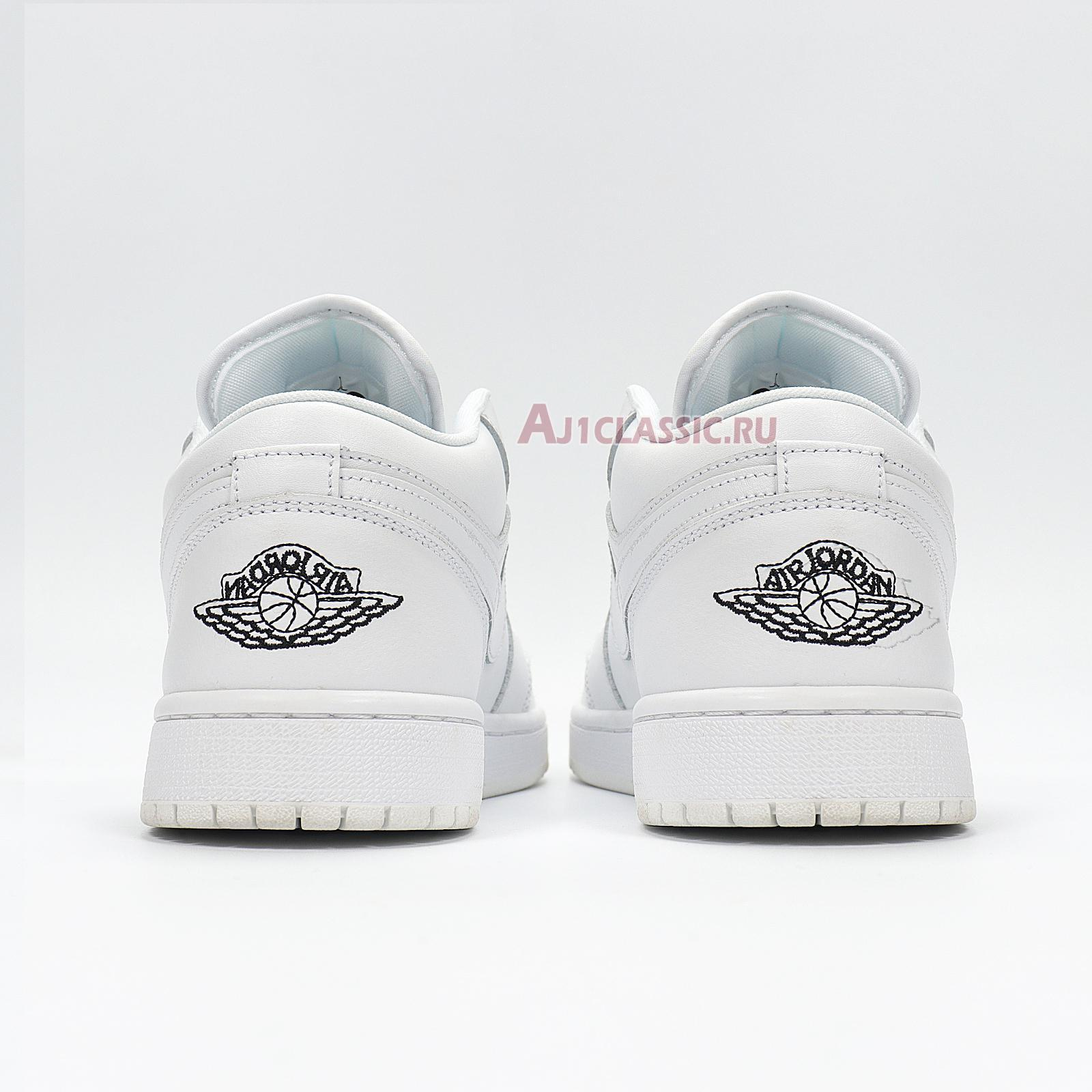 "Air Jordan 1 Low ""White Black"" 553560-101"