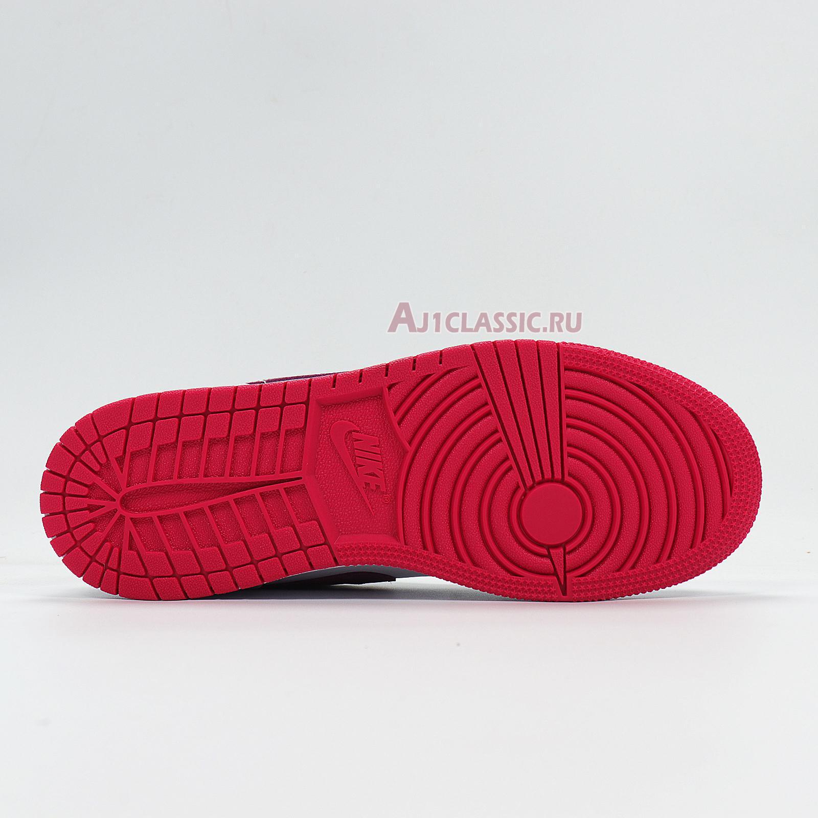 """Air Jordan 1 Low """"White Berry"""" 554723-161"""