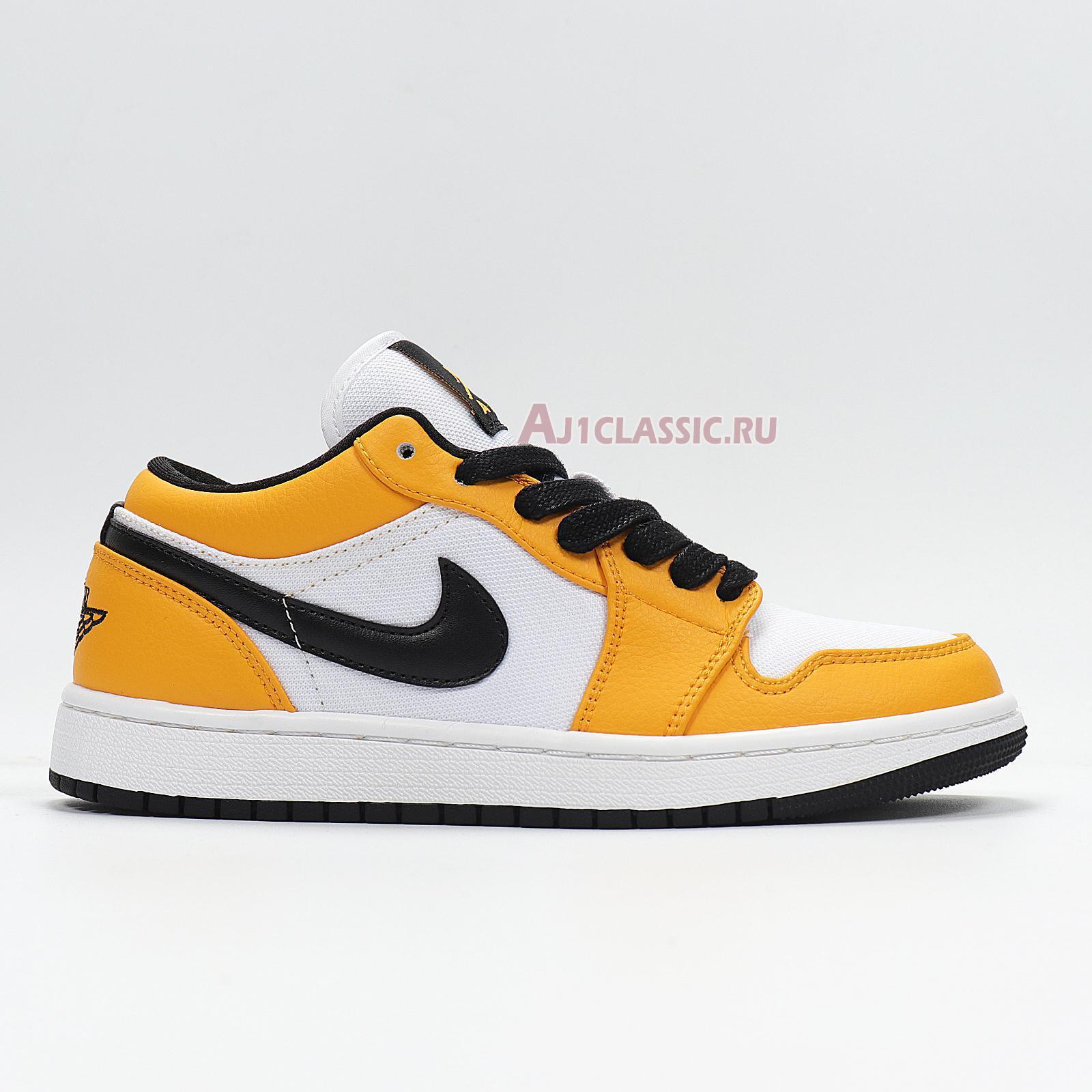 """Air Jordan 1 Low """"Laser Orange"""" CZ4776-107"""