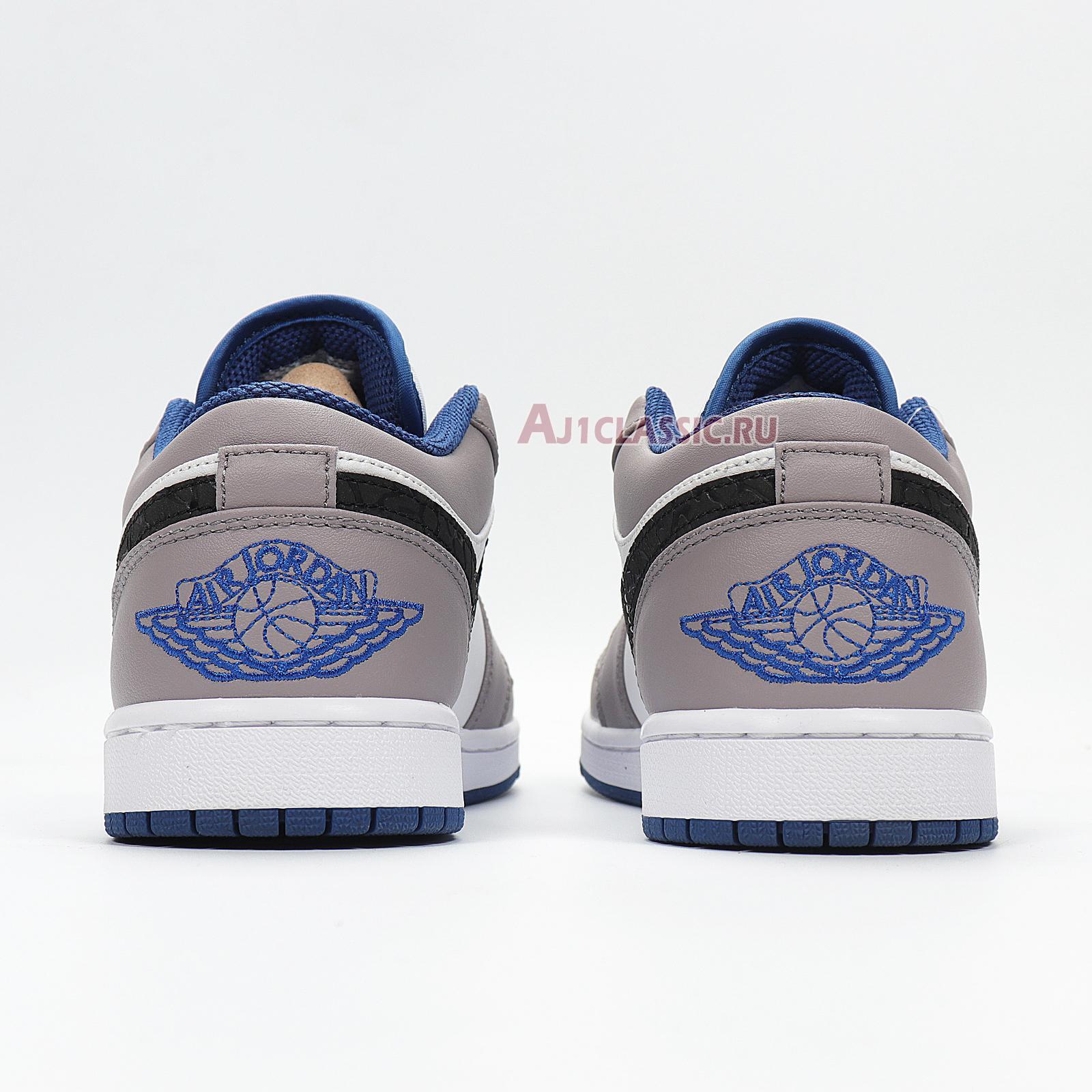 "Air Jordan 1 Low ""Laser Orange"" 553558-103"