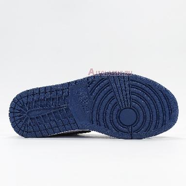 Air Jordan 1 Low Laser Orange 553558-103 White/True Blue-Cement Grey-Black Sneakers