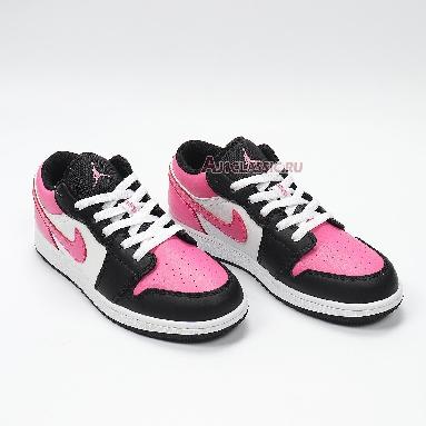 Air Jordan 1 Retro Low Pinksicle 554723-106 White/Pinksicle/Black/Pink Sneakers