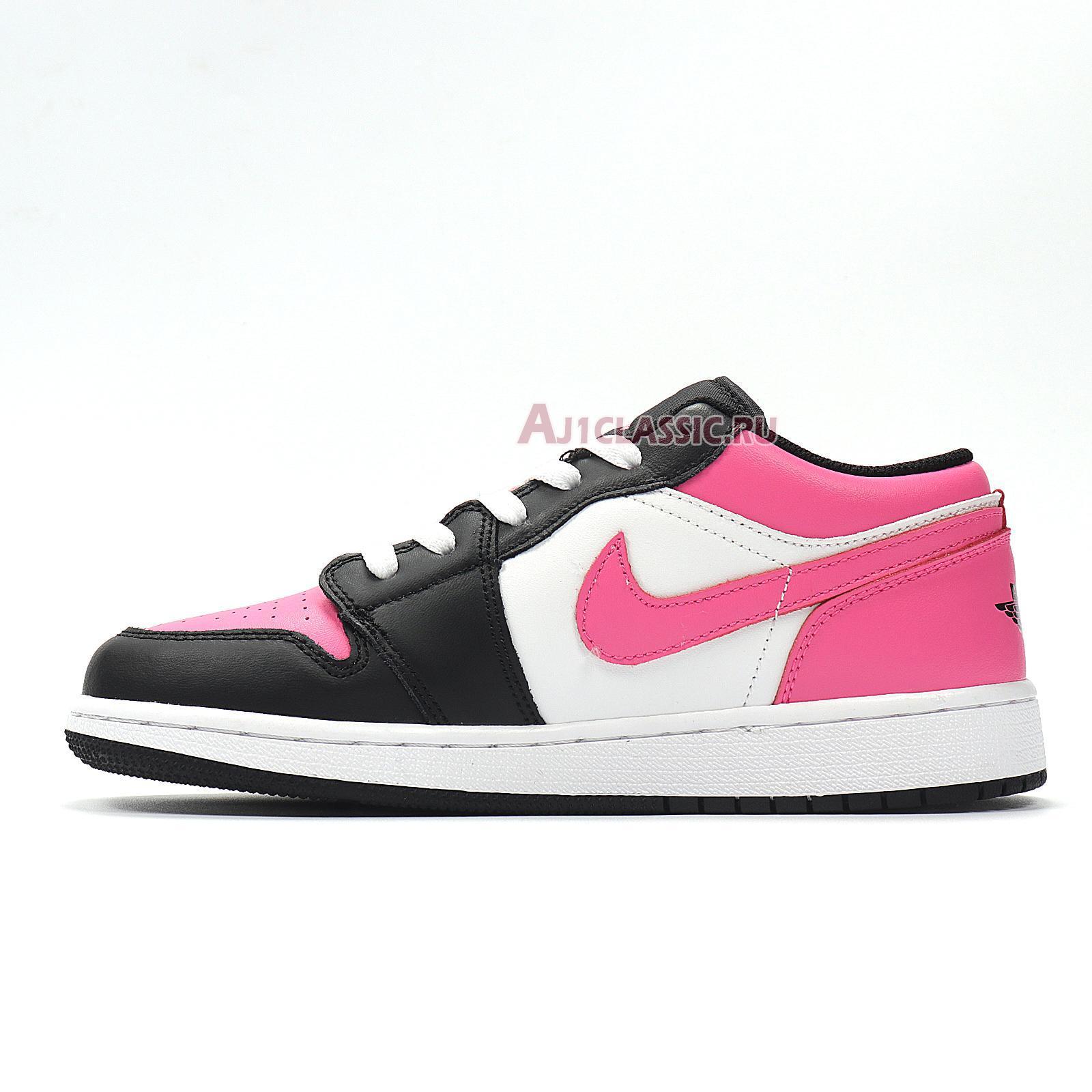 """Air Jordan 1 Retro Low """"Pinksicle"""" 554723-106"""