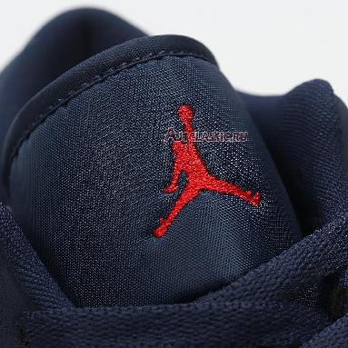 Air Jordan 1 Low USA CZ8454-400 Navy/Blue/White/Red Sneakers