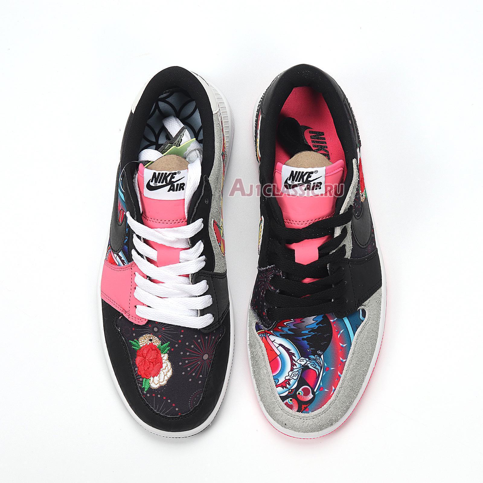 "Air Jordan 1 Low OG ""Chinese New Year"" CW0418-006"
