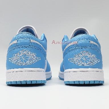 Air Jordan 1 Low UNC AO9944-441 University Blue/White Sneakers