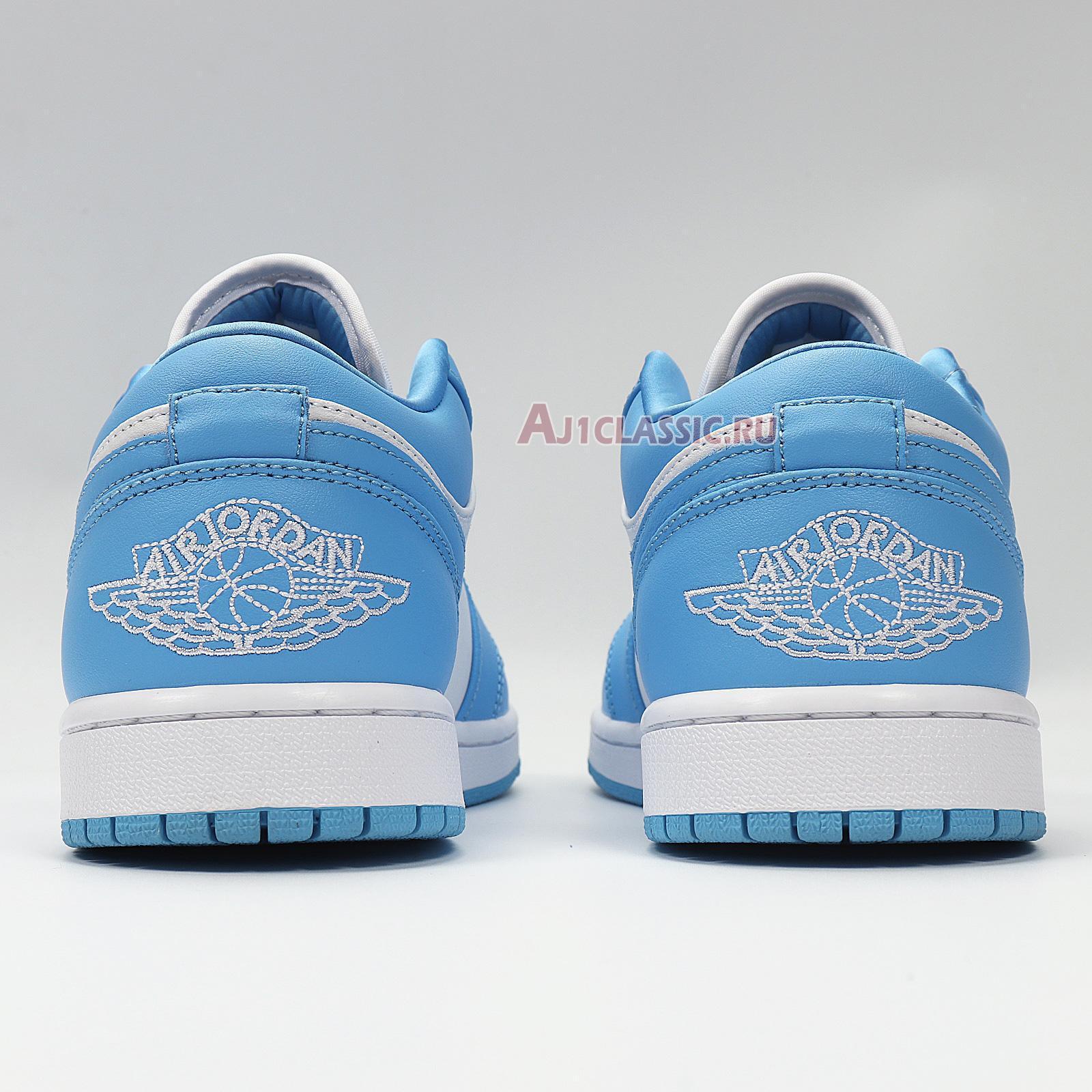 "Air Jordan 1 Low ""UNC"" AO9944-441"