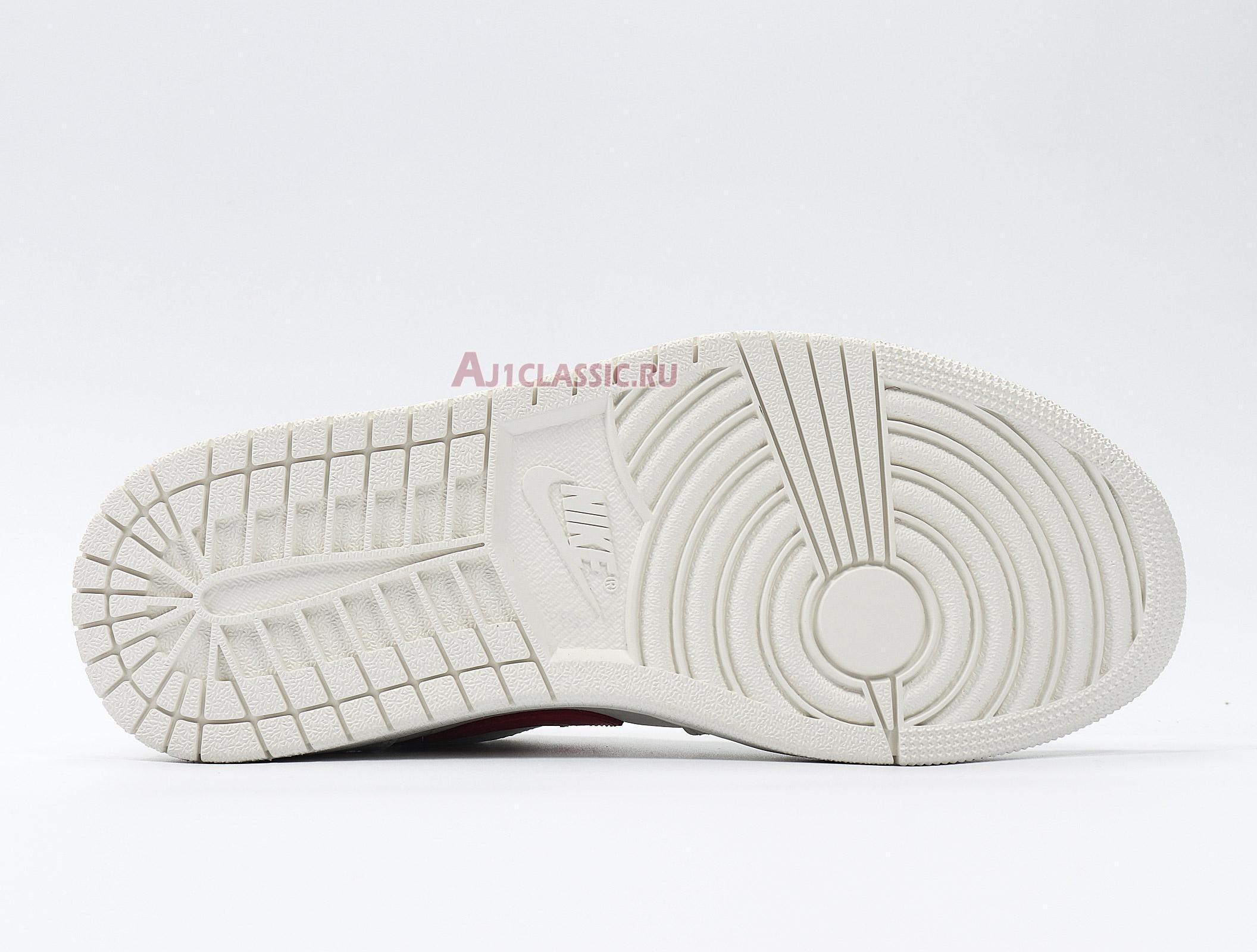 """Air Jordan 1 Low """"University Red"""" AO9944-161"""