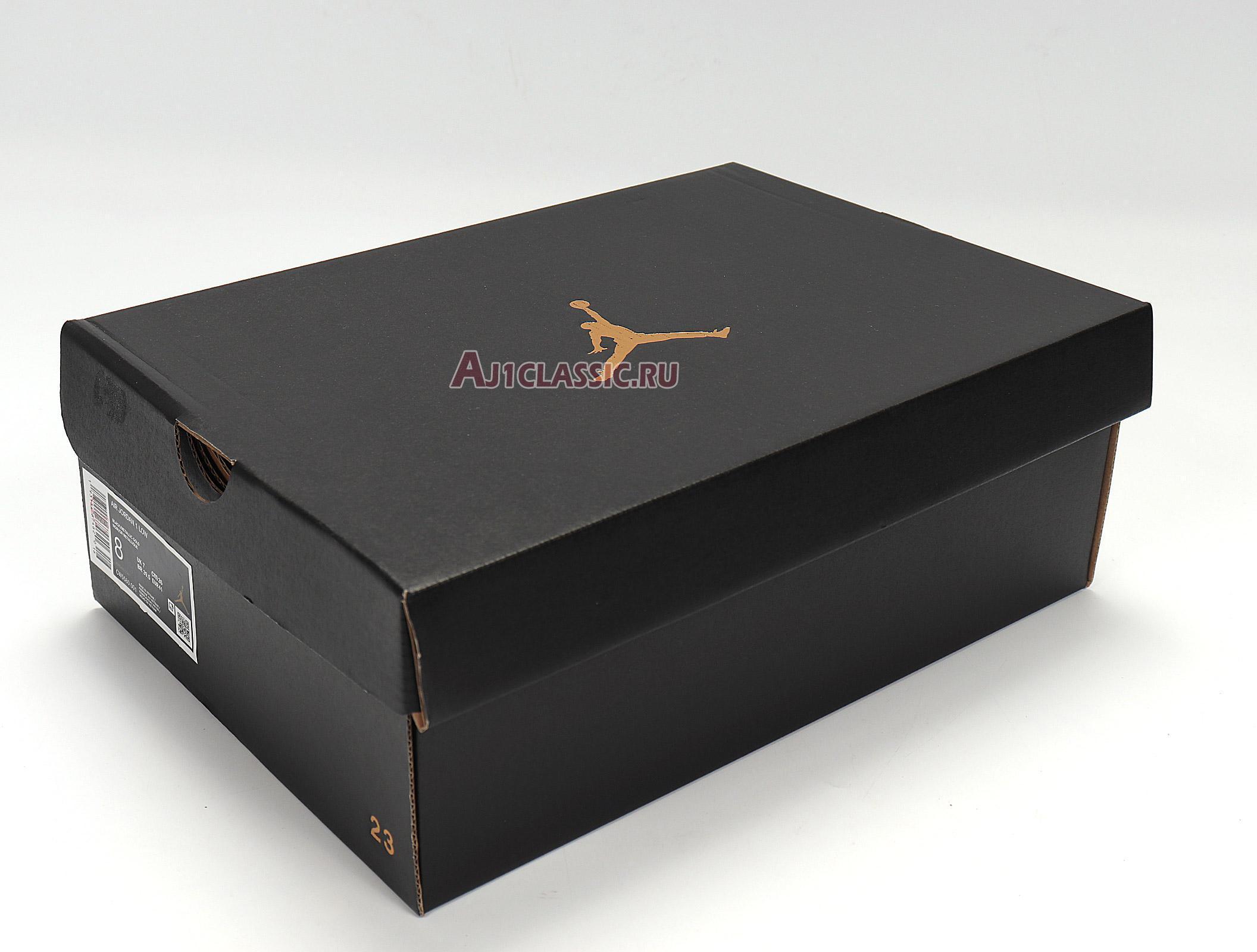 """Air Jordan 1 Low """"Multi Snakeskin"""" CW5580-001"""
