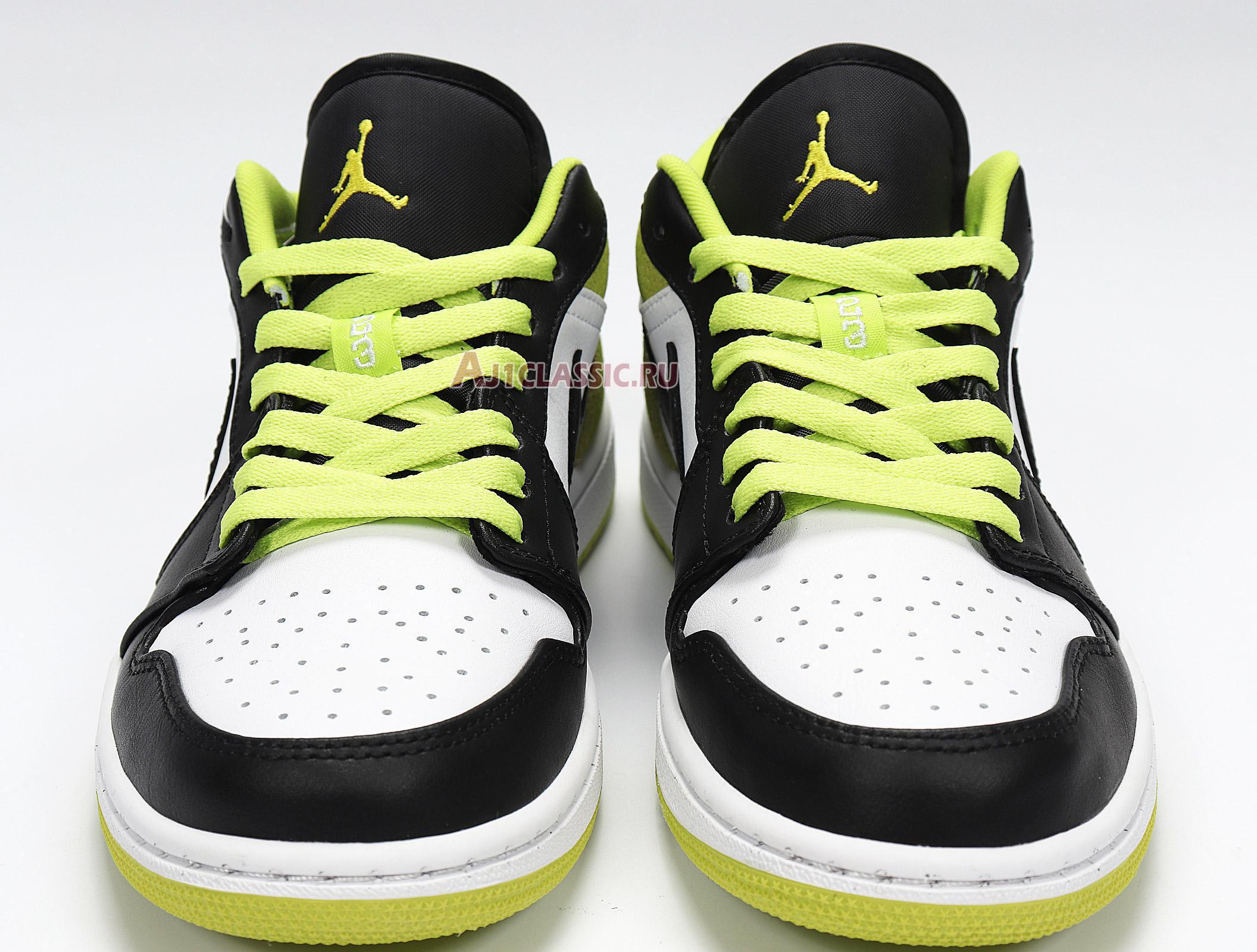 """Air Jordan 1 Low """"Cyber"""" CK3022-003"""