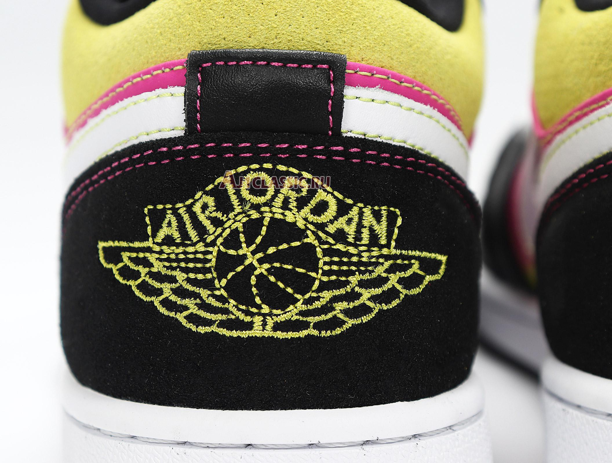 "Air Jordan 1 Low ""Spray Paint"" CW5564-001"