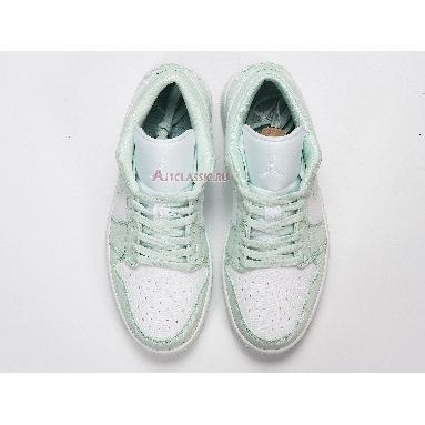 Air Jordan 1 Low Mint Green CW1381-003 Mint Green/White Sneakers