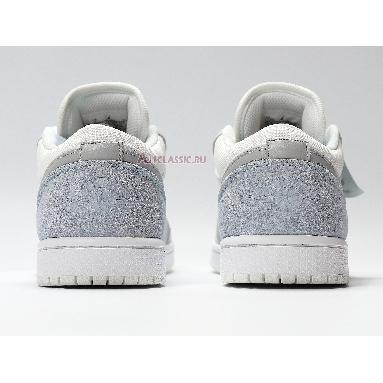 Air Jordan 1 Low Paris CV3043-100 White/Sky Grey/Football Grey Sneakers