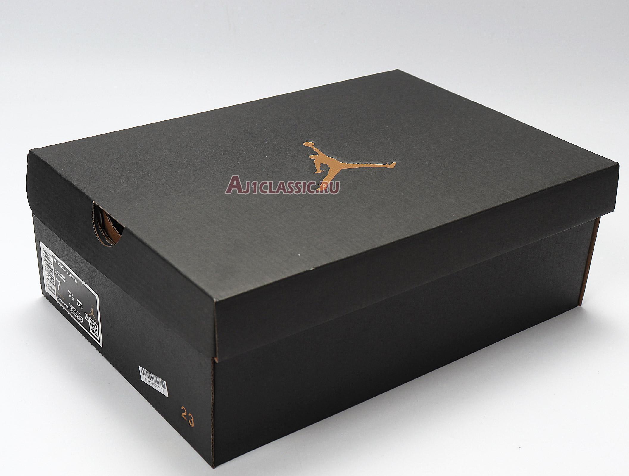 """Air Jordan 1 Low """"Paris"""" CV3043-100"""