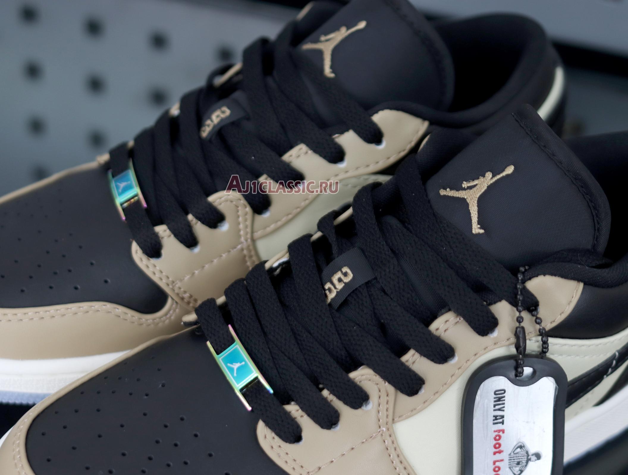 "Air Jordan 1 Low ""Fossil"" CQ9446-003"