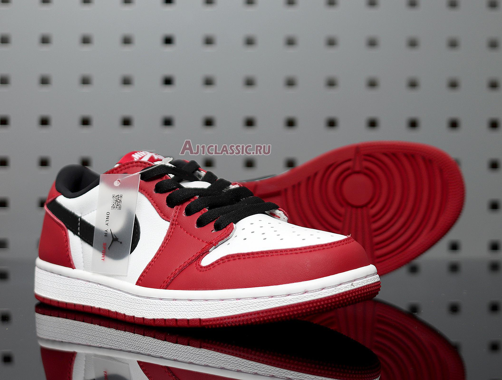 "Air Jordan 1 Retro Low OG ""Chicago"" 705329-600"
