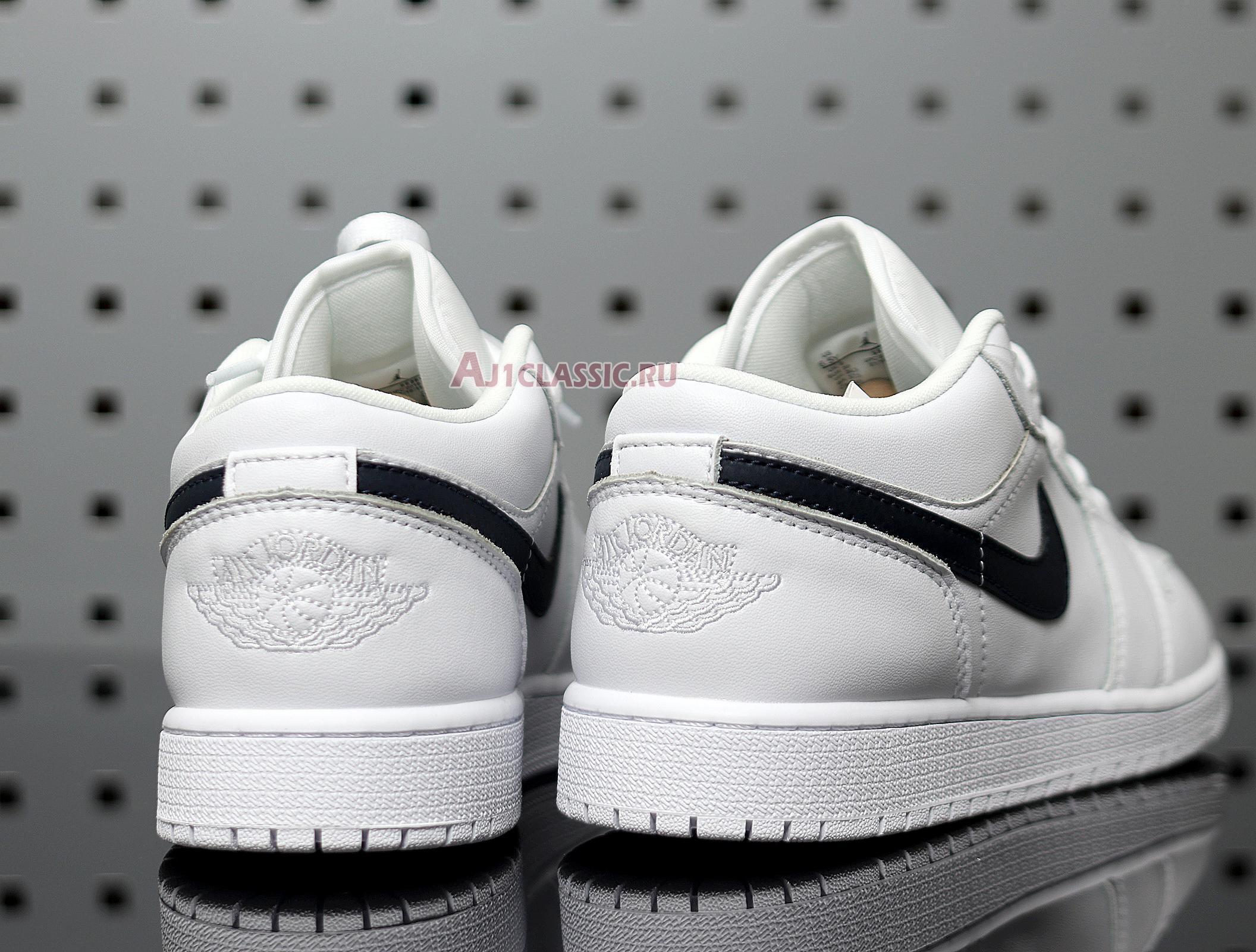 "Air Jordan 1 Low ""White Obsidian"" 553558-114"