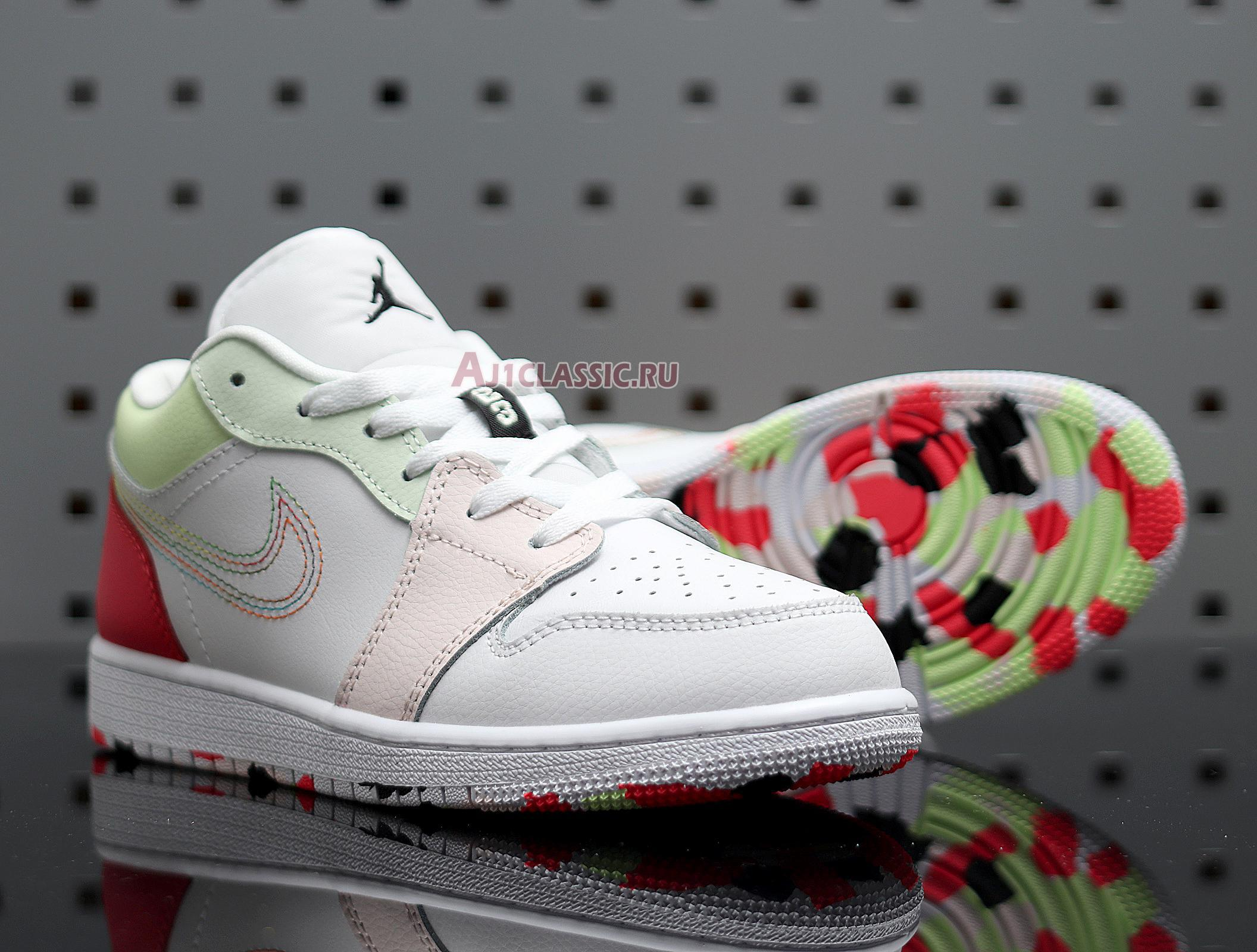 """Air Jordan 1 Low """"Ember Glow"""" 554723-176"""