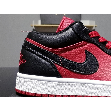 Air Jordan 1 Retro Low Gym Red 553558-610 Gym Red/Black-White Sneakers