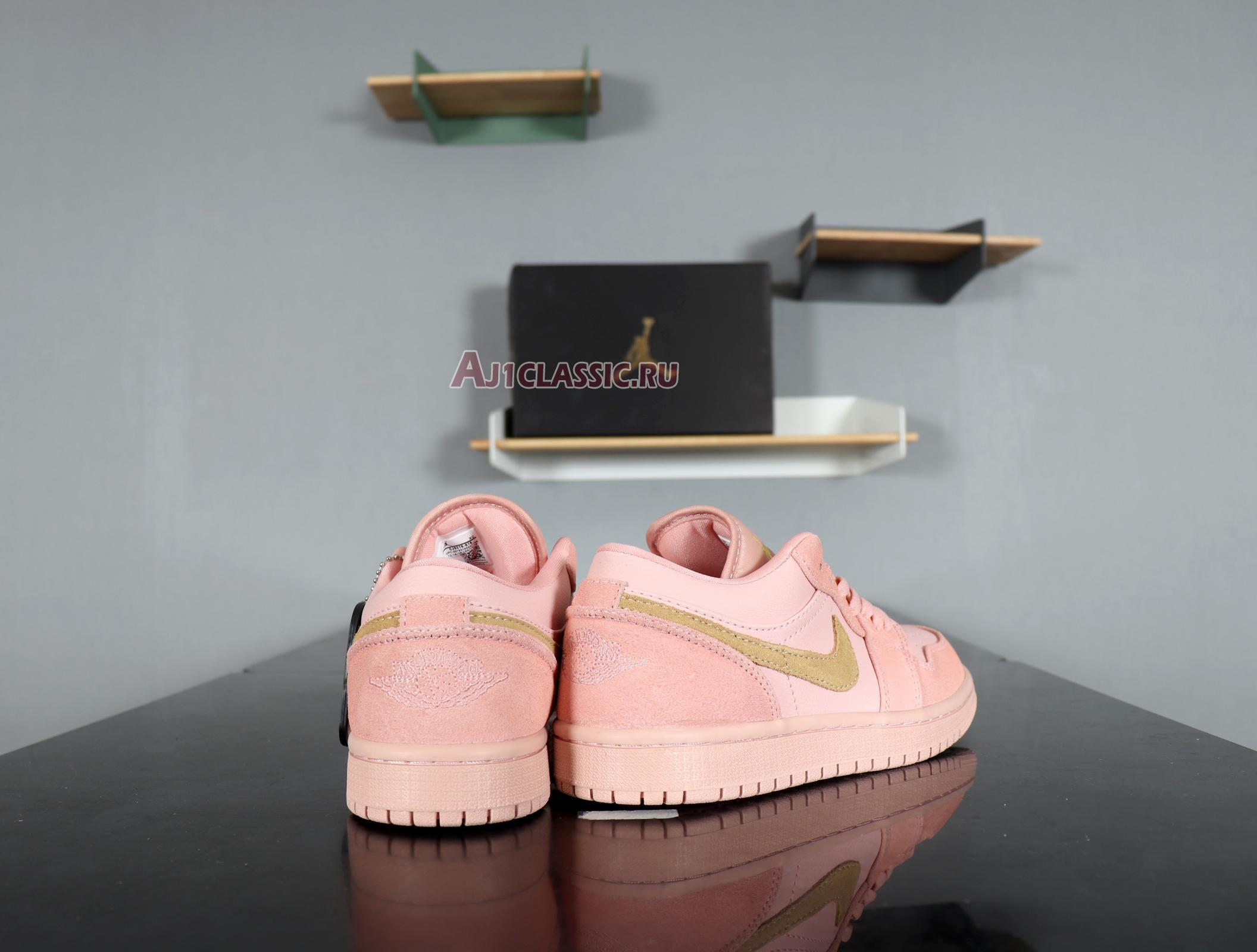 "Air Jordan 1 Low ""Coral Stardust"" CJ9216-676"