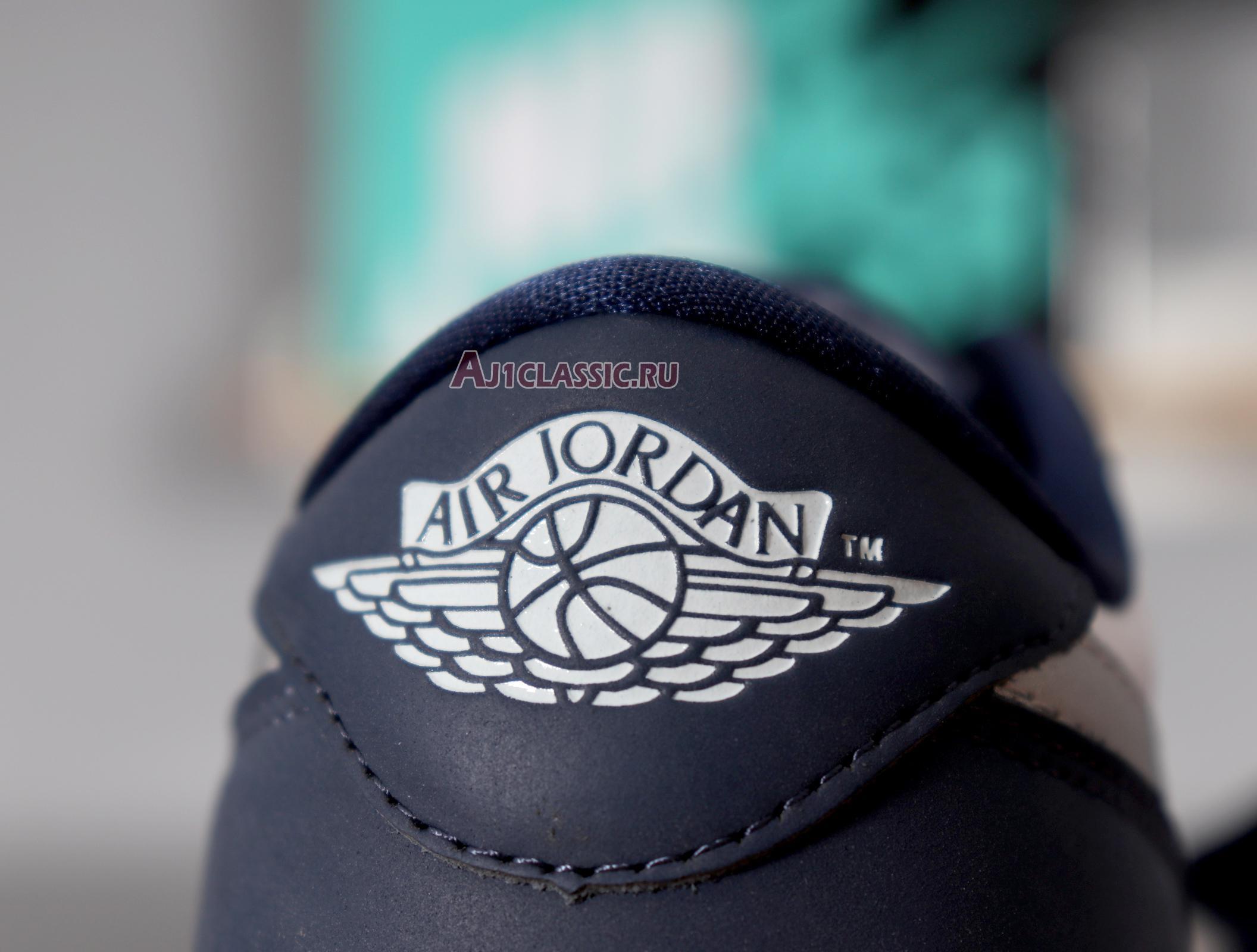 "Eric Koston x Air Jordan 1 Low SB ""Midnight Navy"" CJ7891-400"