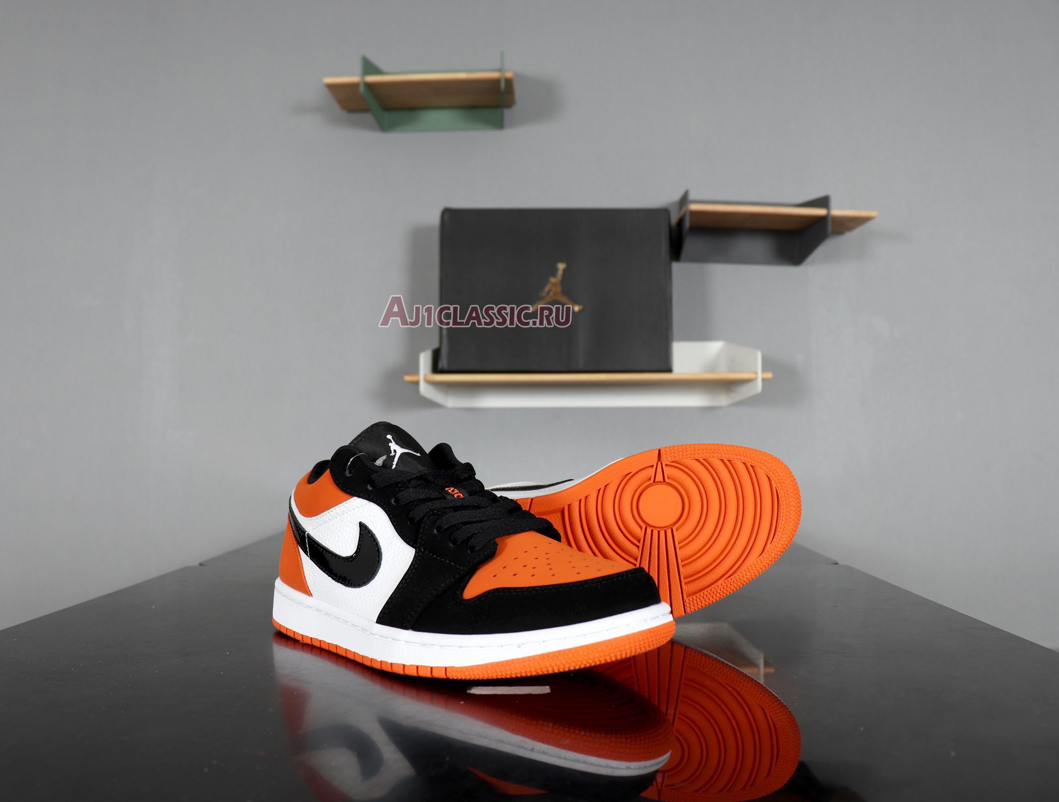 "Air Jordan 1 Low ""Shattered Backboard"" 553558-128"