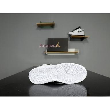 Air Jordan 1 Retro Low White Black 553560-103 White/Black Sneakers