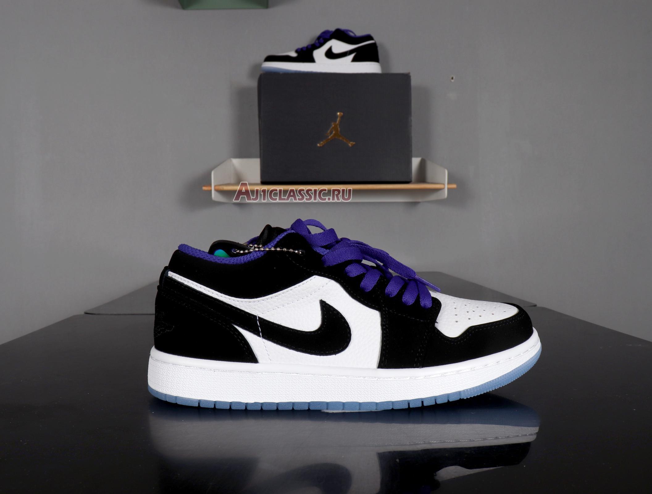 """Air Jordan 1 Low """"Concord"""" 553558-108"""