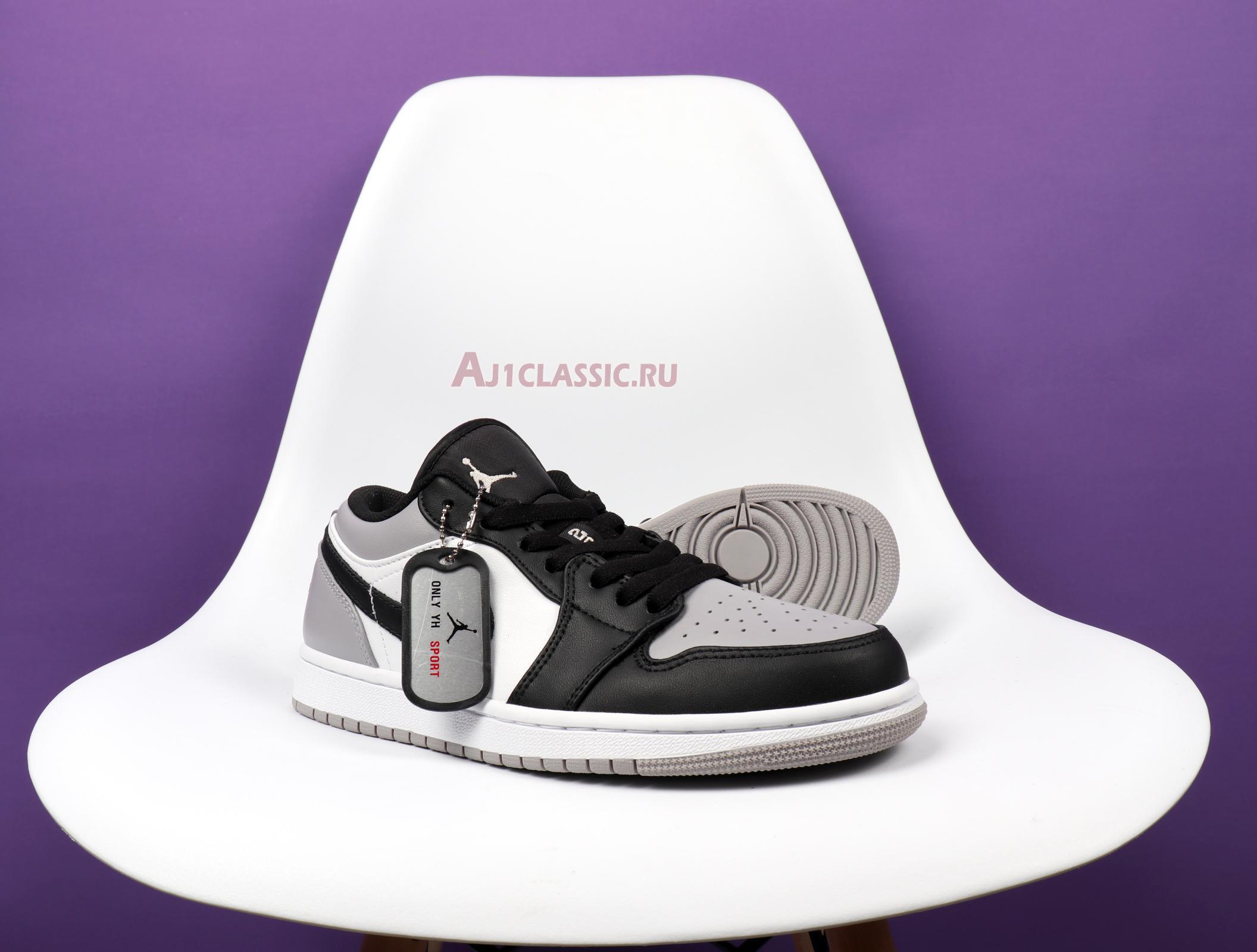 """Air Jordan 1 Retro Low """"Atmosphere"""" 553558-110"""