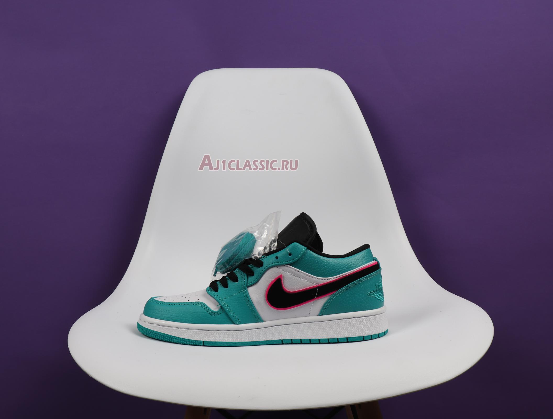 "Air Jordan 1 Low ""South Beach"" 553558-306"