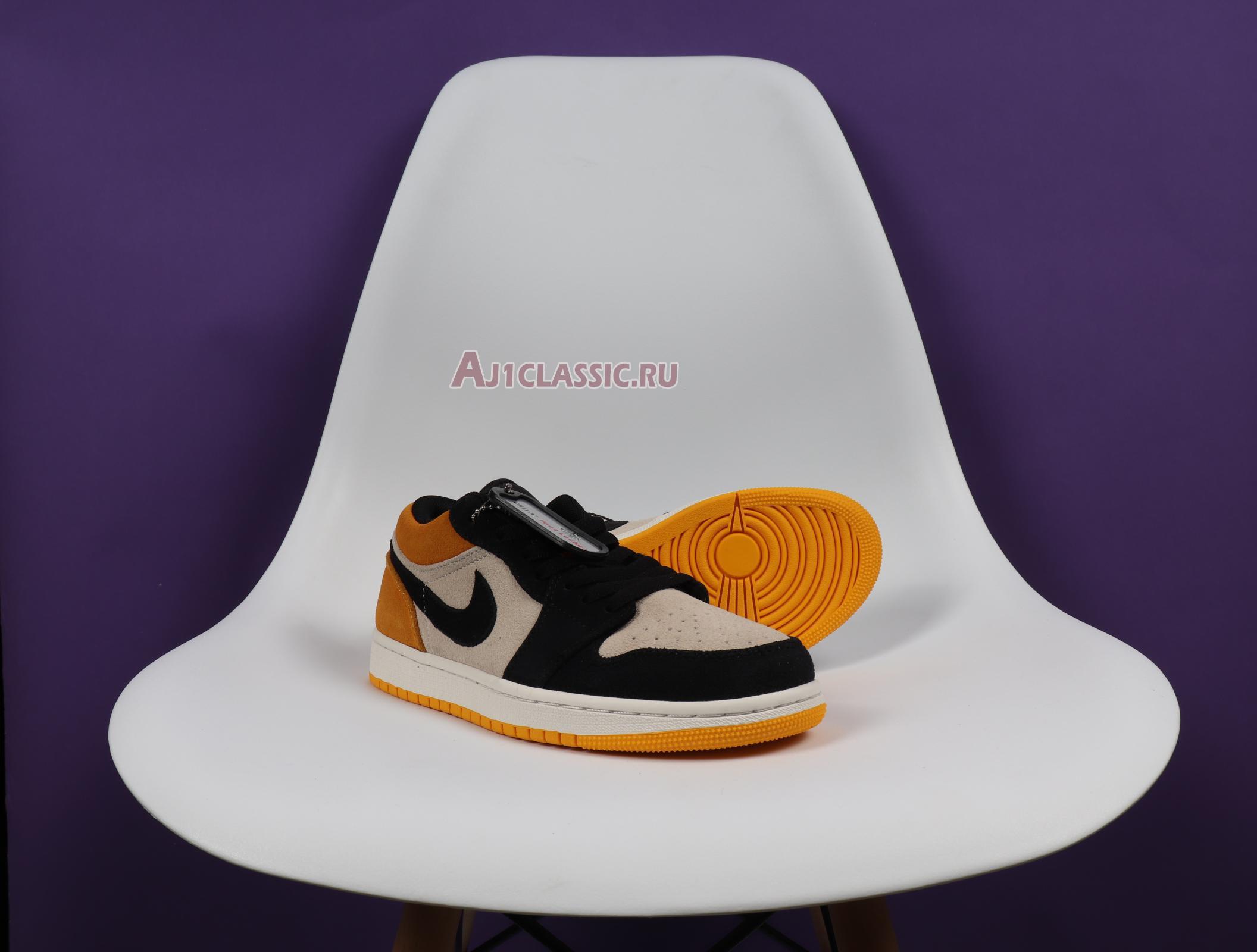 """Air Jordan 1 Low """"University Gold"""" 553558-127"""
