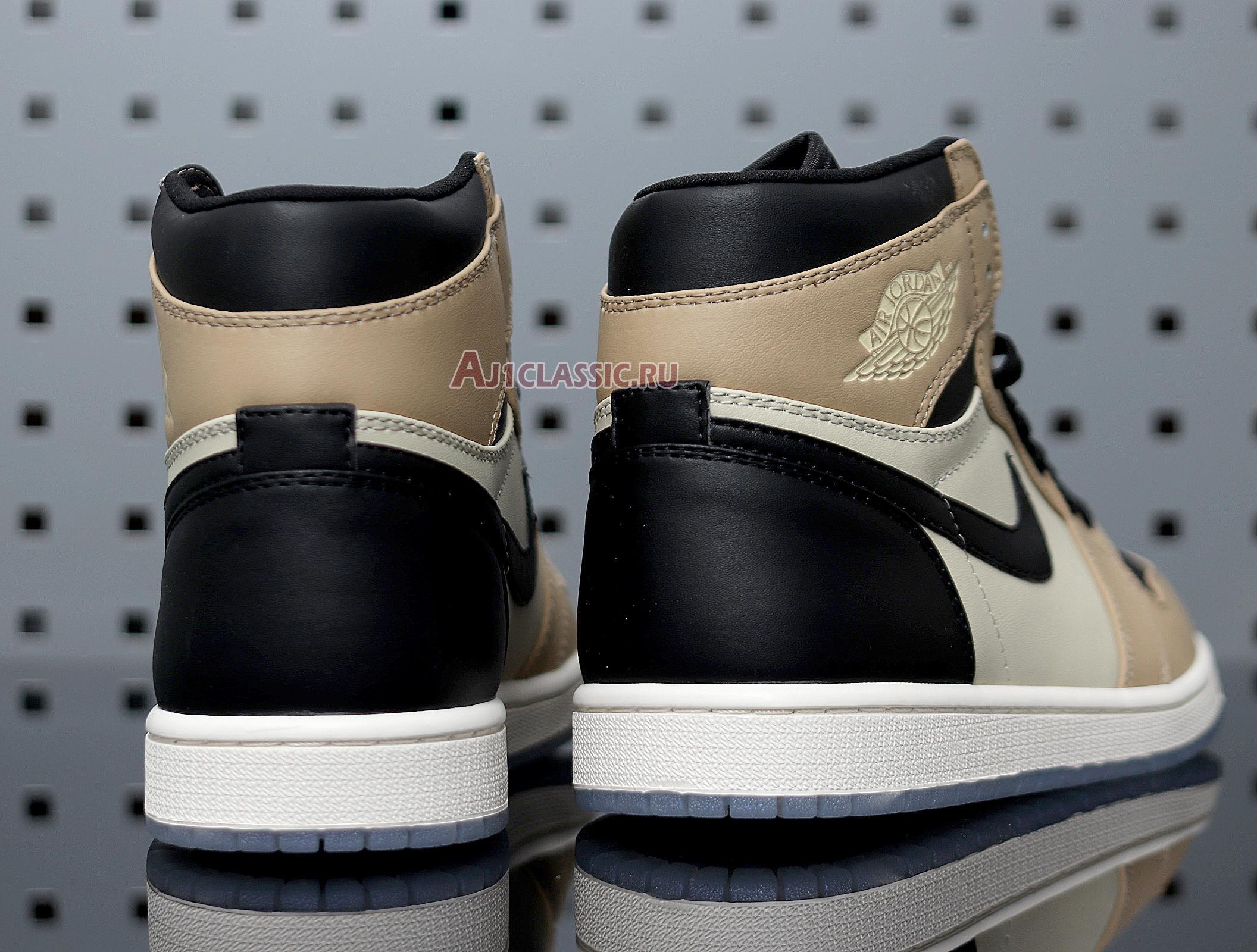 """Air Jordan 1 High Premium """"Fossil"""" AH7389-003"""