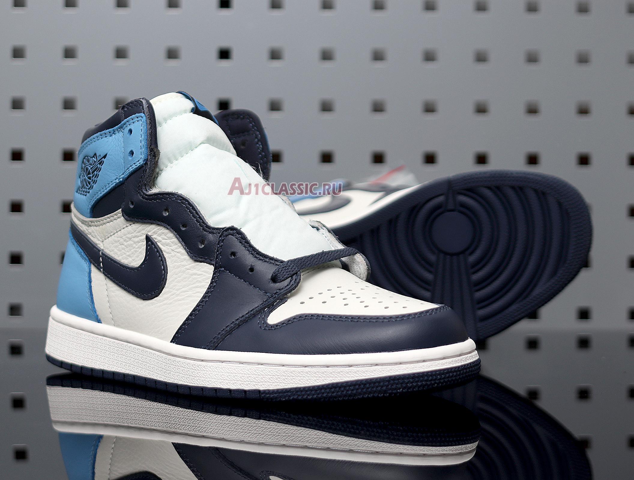 "Air Jordan 1 Retro High OG ""Obsidian"" 555088-140"